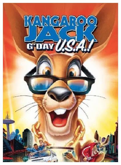 《抢钱袋鼠2》:续集依然冒险搞笑,你看过吗?