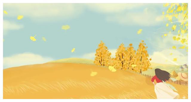 30个静美悠闲的秋天诗句,最适合秋天分享到朋友圈