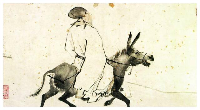 唐朝的苦吟诗人,将平常的景观,写成千古绝唱