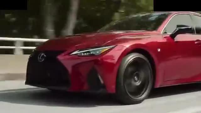 视频:雷克萨斯IS350FSportAWD豪华轿车,外观展示