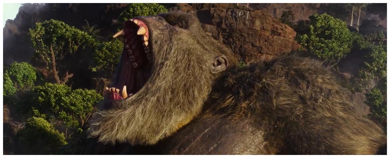 《哥斯拉大战金刚》怪兽对吼也有潜台词?金刚:我不要面子啊
