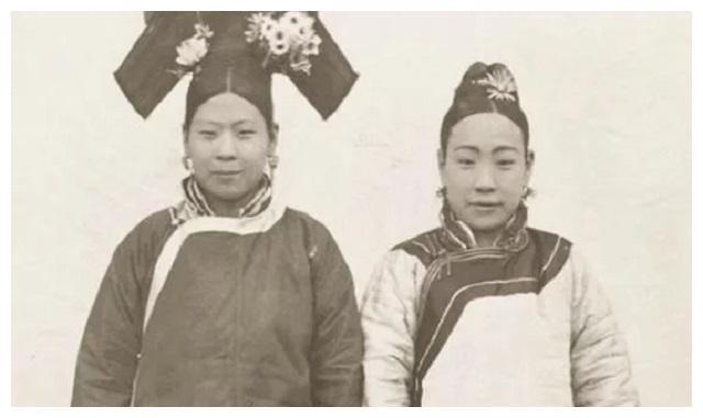 听说清朝妃子很丑?一组老照片告诉你,其实她们的容貌不输女明星