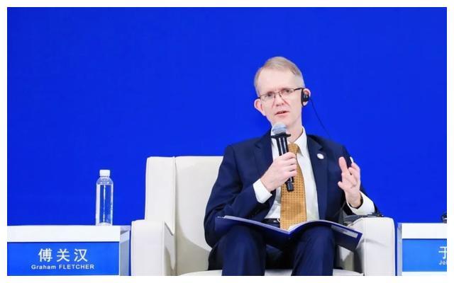 澳大利亚驻华大使傅关汉:要创造让有才能人士发挥最大潜能的环境