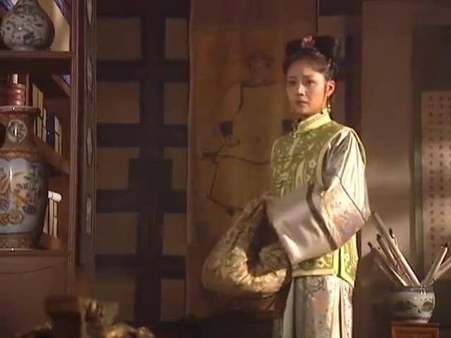康熙喜欢苏麻喇姑,可是她的心却给了别人,两人终究生了嫌隙