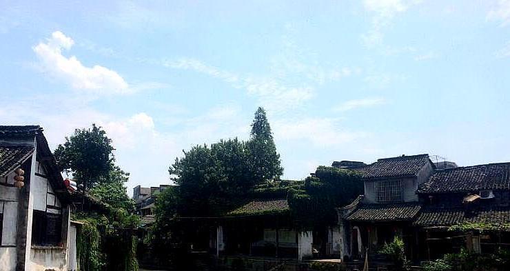 """贵州被遗忘的古镇,人称贵州""""小上海"""",门票免费却鲜为人知"""