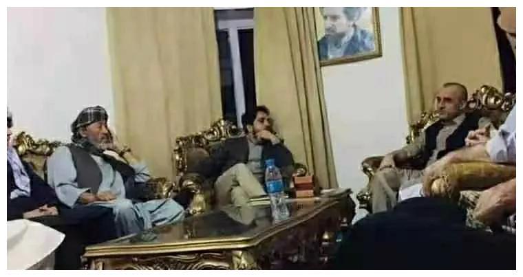 阿富汗副总统出任看守总统,勇气何在?背后的靠山是?