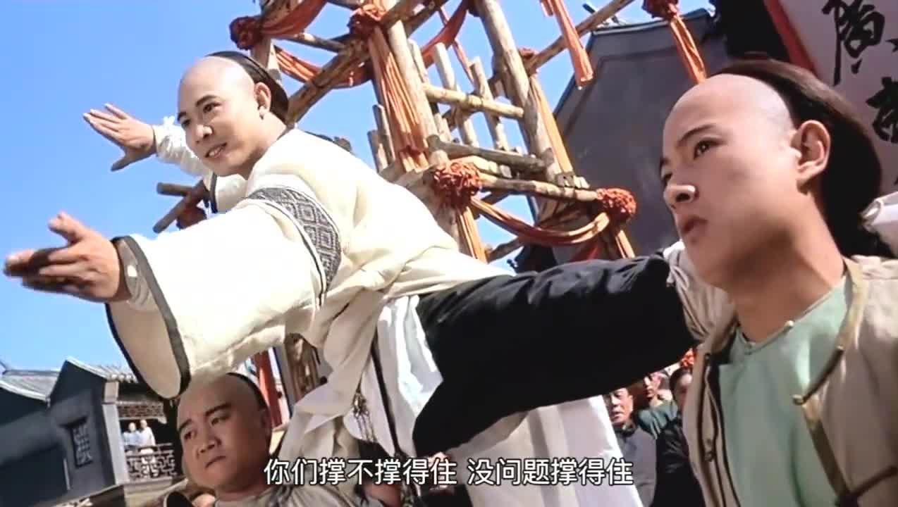 方世玉,李连杰早期的经典动作片,精彩好看