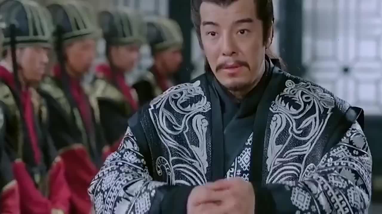 纣王赐姜子牙马氏炮烙之刑,姬昌把死棋下到赢,真是有两把刷子
