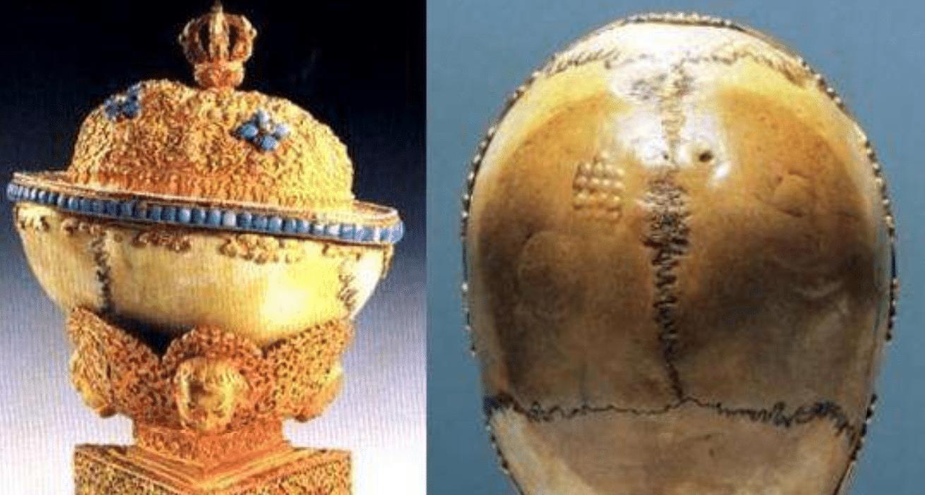 宋朝皇帝的头颅,被元朝人制成酒器盛酒喝,朱元璋的做法令人敬佩