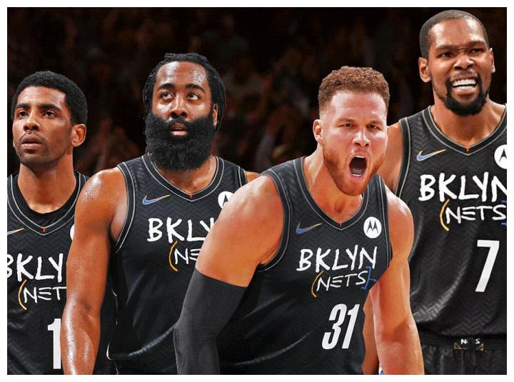 两状元+榜眼探花组合!NBA从未这么富裕过,篮网今年夺冠有望?