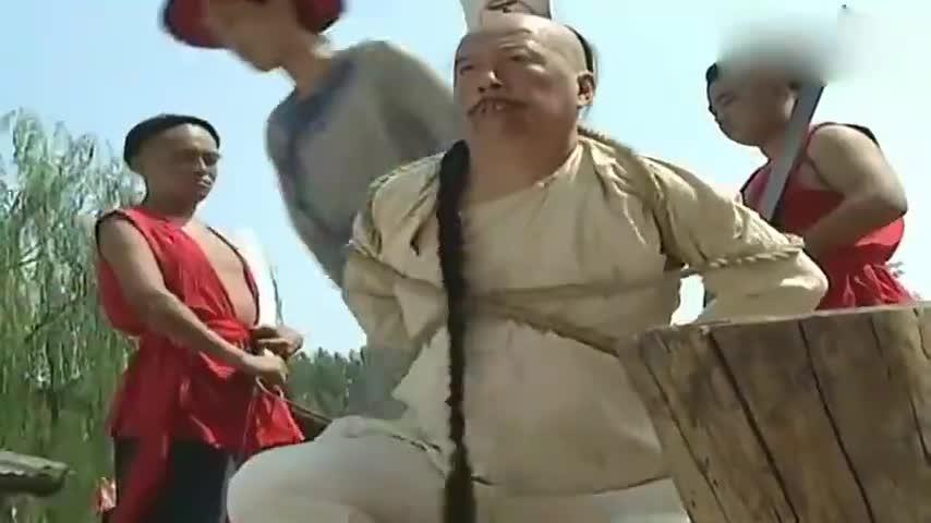 纪晓岚:和珅在乾隆面前说杀了老纪百姓照样欢呼,老纪反驳的爆笑