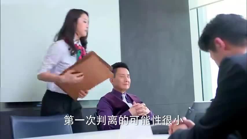 金牌律师,被苏东硬拉到贝老面前,谭加一很是不乐