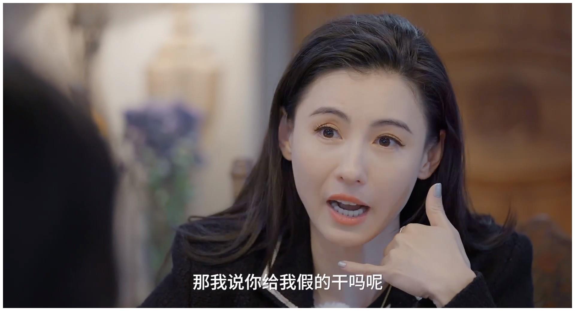 张栢芝为拍《喜剧之王》幕吐了八次, 泪忆儿时让位姐姐跟妈离家!