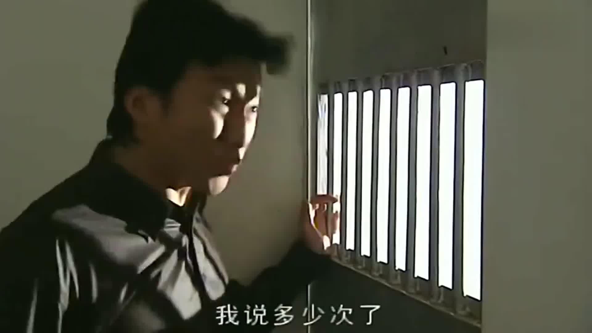 插翅难逃:张世豪蹲监狱蹲到精神崩溃了,竟然在监狱里逗蟑螂玩