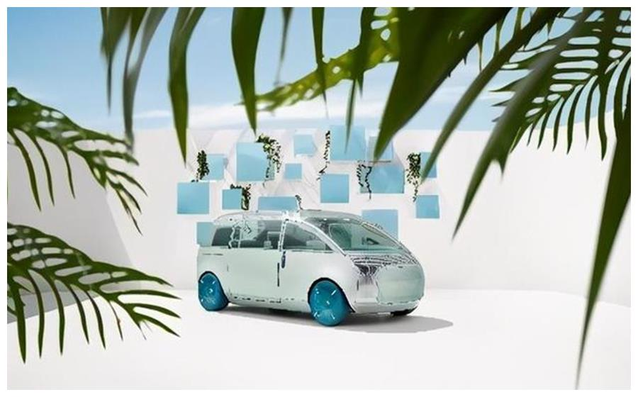 车内还可用来打麻将?MINI全新纯电动概念车将于7月1日全球首发