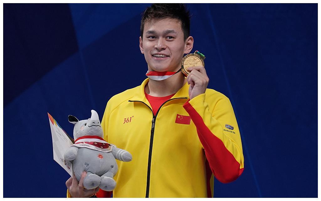 外媒:孙杨需支付27万重审费 世界反兴奋剂机构要求奥运前结案