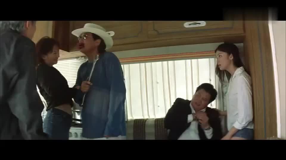 赌侠:华仔胸口中弹,大家都以为他要死了,谁知他竟然这么命大