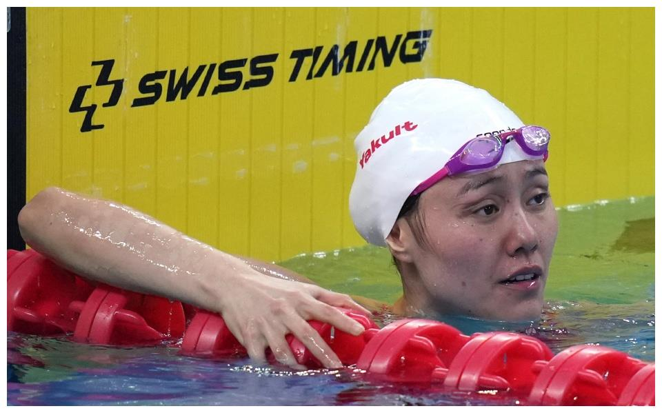 """刘湘恐无缘东京奥运会,游泳女神要看张雨霏""""脸色"""""""