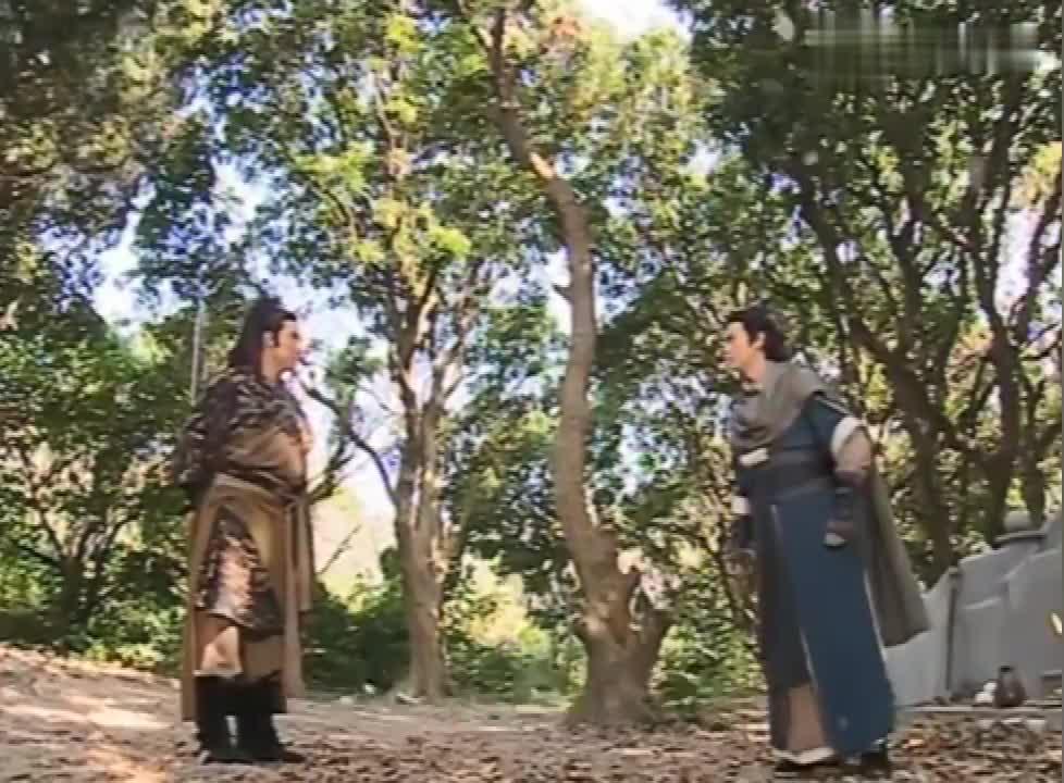 小伙和大叔大战剑法无敌,天下第一剑只能他打败!