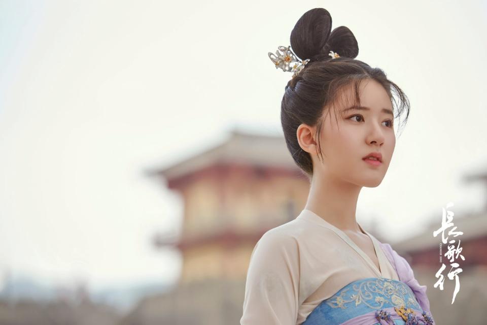 《长歌行》中李乐嫣最催泪,赵露思演技大爆发,23岁的她凭什么