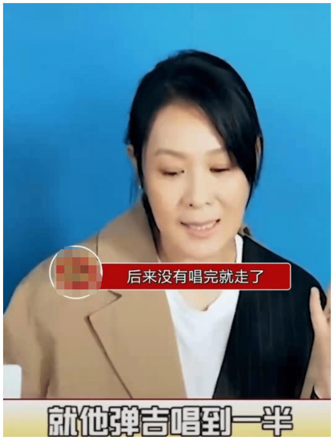 刘若英直呼心疼王源,还可以感受他的压力,却称自己没有他红?