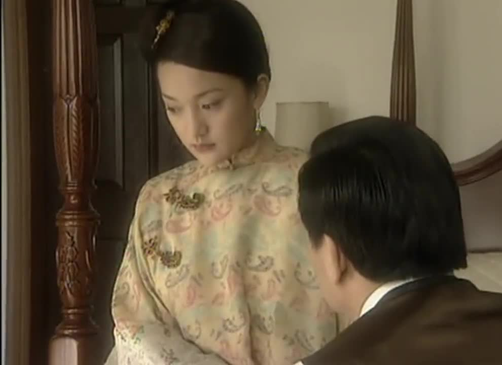 橘子红了:善心太太不懂爱情,不料富家老爷担心太太另有所爱
