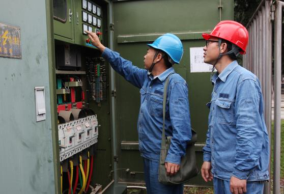 《【无极2测速登录】国网馆陶县供电公司开展提质增效行动推动再生能源利用》