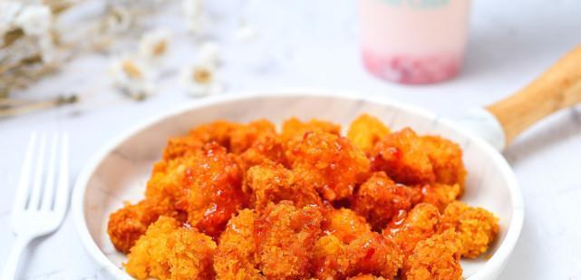 杏鲍菇的花样做法,酥酥脆脆比肉香,孩子吃得直吮手指,一盘不够