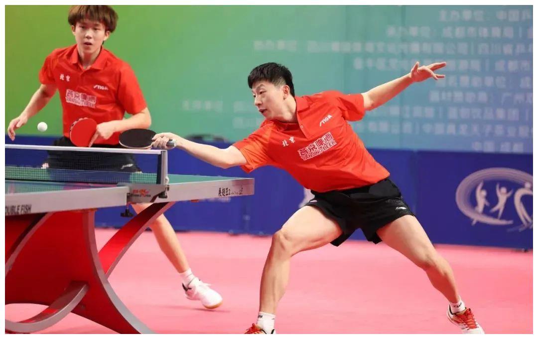 全运会资格赛双打16强产生马龙/王楚钦速胜对手顺利晋级