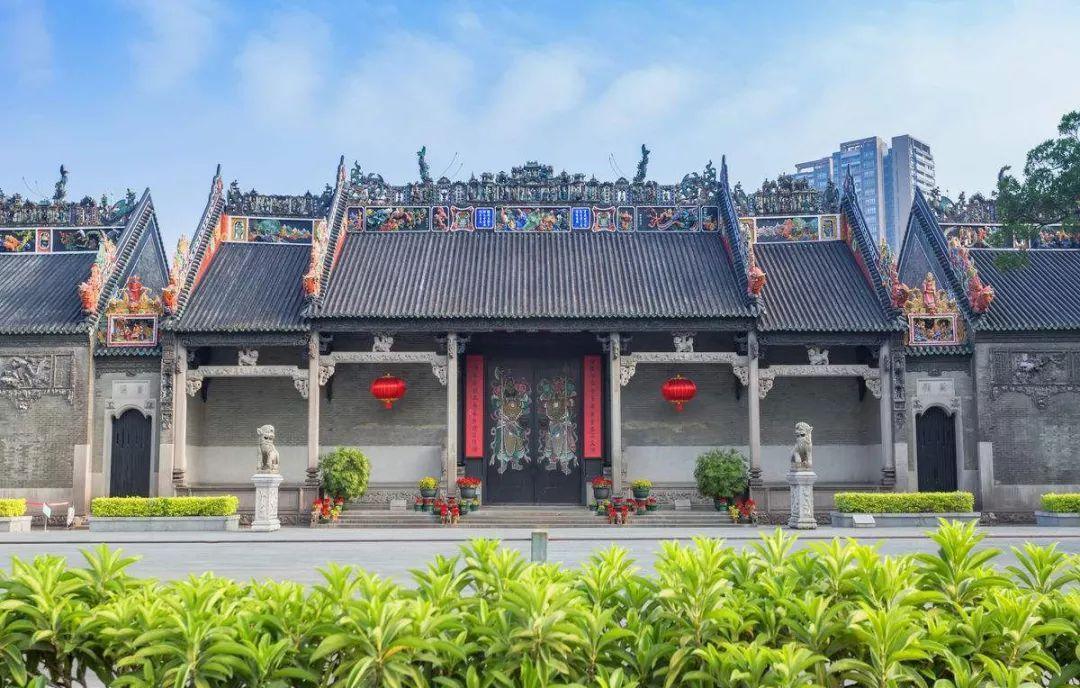 广东热门旅游景点 陈家祠旅游攻略 低音号导游