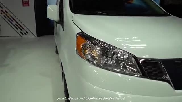 视频:2020款日产NV200,一款实用性较高
