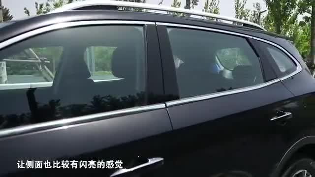 视频:江淮嘉悦X7你值得拥有侧身钣金