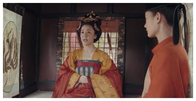 《骊歌行》傅柔陪皇后出宫遇刺,楚慕想跟傅柔私奔,结果惨遭拒绝
