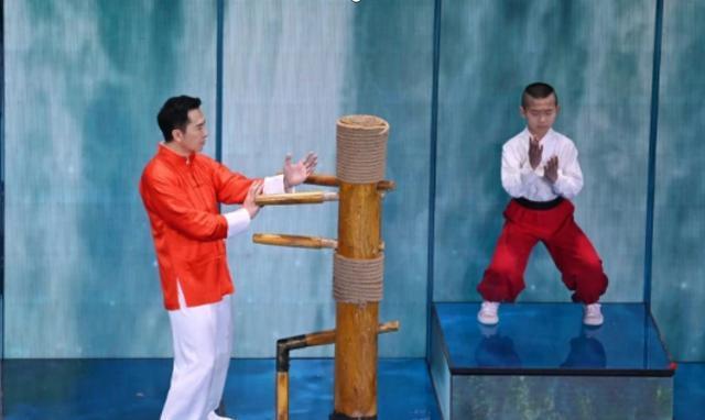 甄子丹和吴京春晚对决《天地英雄》!展现传统武术的博大精深