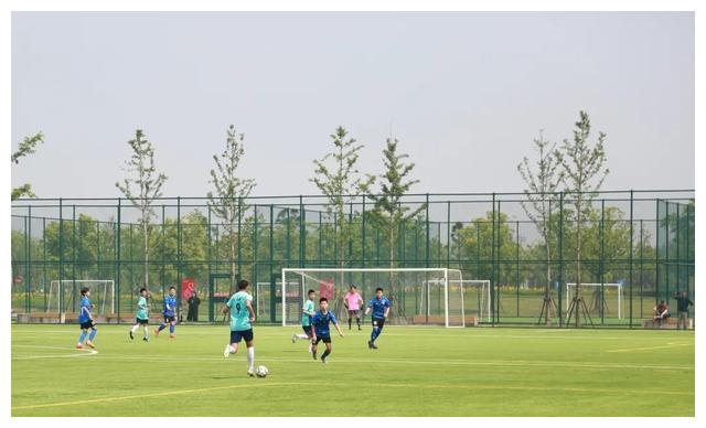 2021年上海市青少年校园足球精英赛暨联盟杯赛开赛