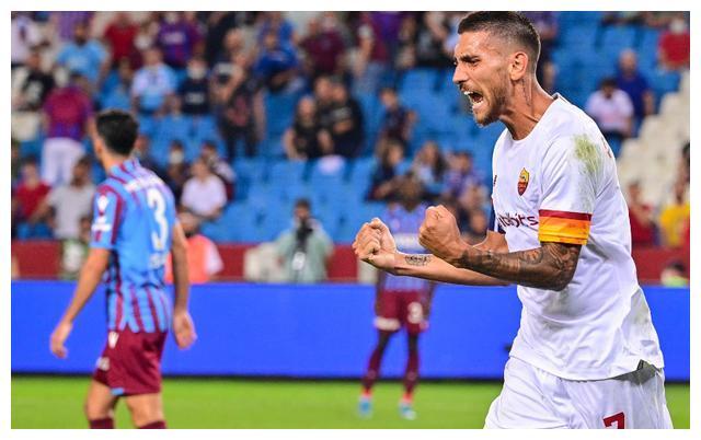 深度|罗马胜特拉布宗体育,佩莱格里尼进球,穆里尼奥赢得不容易