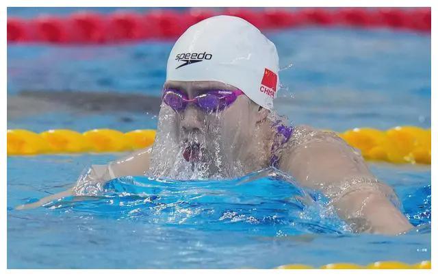 """突破奥运A标,17岁上海姑娘唐钱婷加冕""""蛙后"""""""