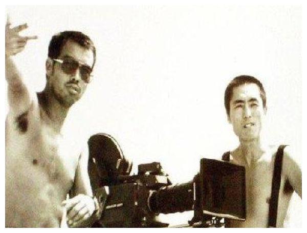 36年前张艺谋还是陈凯歌的摄影师,如今陈凯歌却在台下倾听