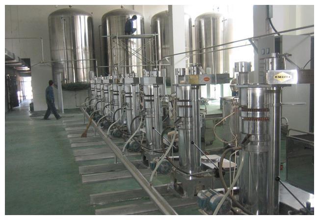 榨油机厂家为您介绍,液压榨油机的日常维护保养