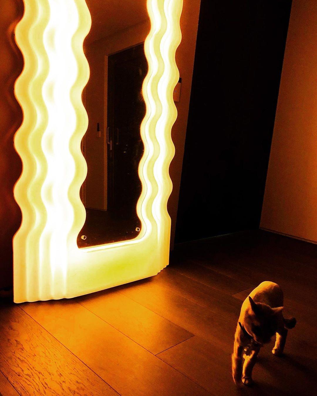 权志龙入住约5千万元超高级豪宅 在SNS上公开内部装饰成为话题