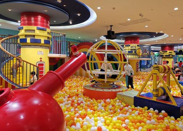 卡奇乐开店指南:新手怎么投资淘气堡儿童乐园?