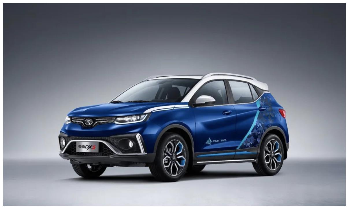 东南DX5发布两款新车型官图,颜值高内饰舒适,5月18日正式上市