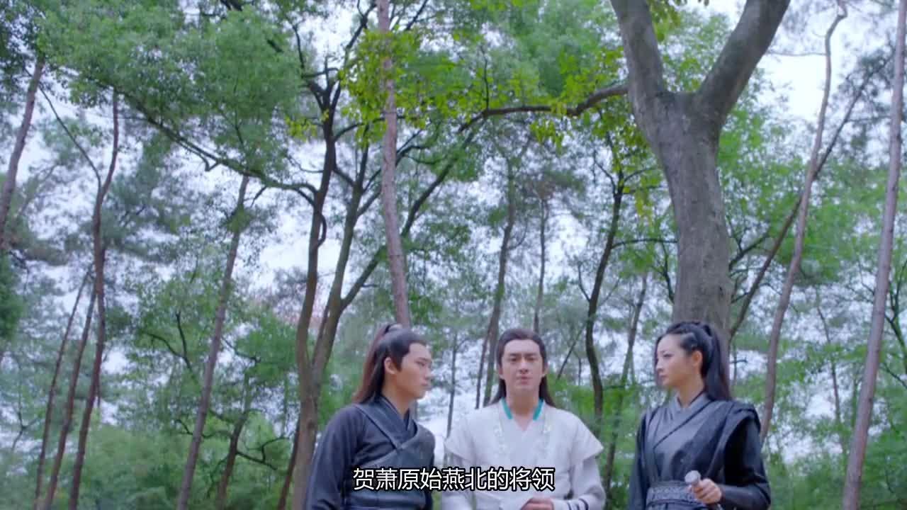 楚乔传:为楚乔甘愿付出生命的8位男子,燕洵垫底,第1实至名归
