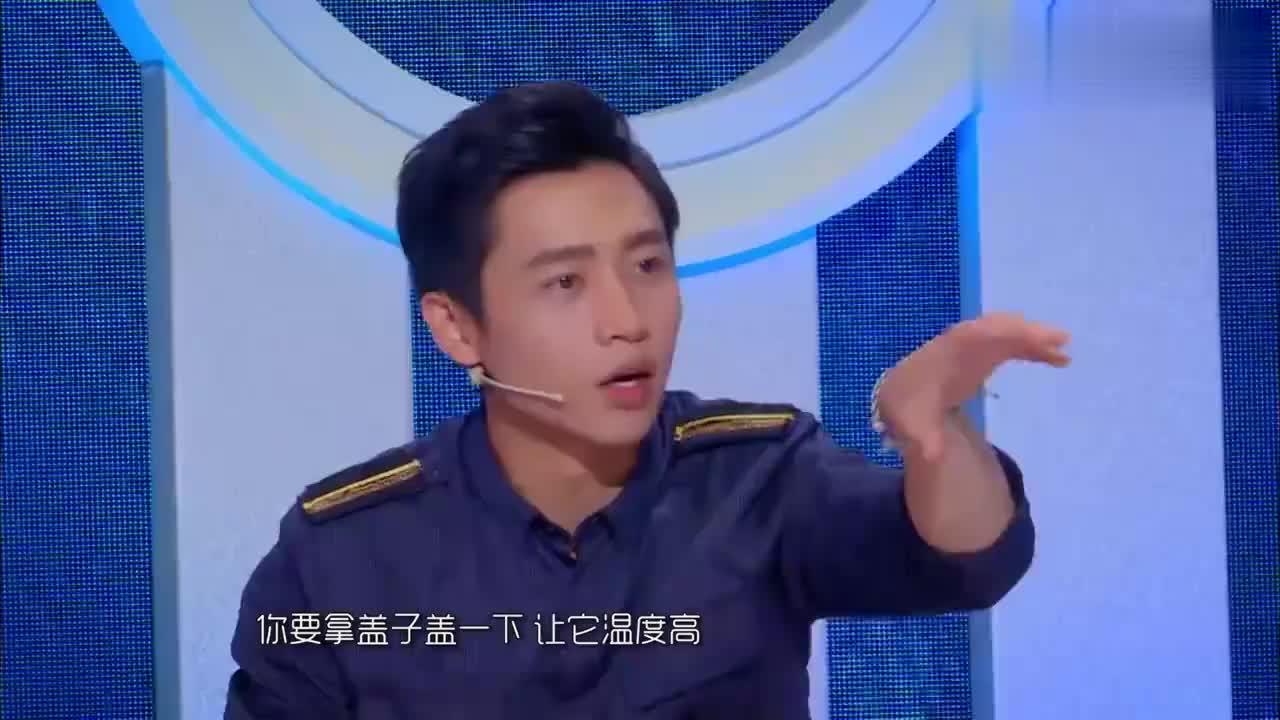 陈小春在最后终于听应采儿的话了,把阿雅给激动坏了,笑死我了!