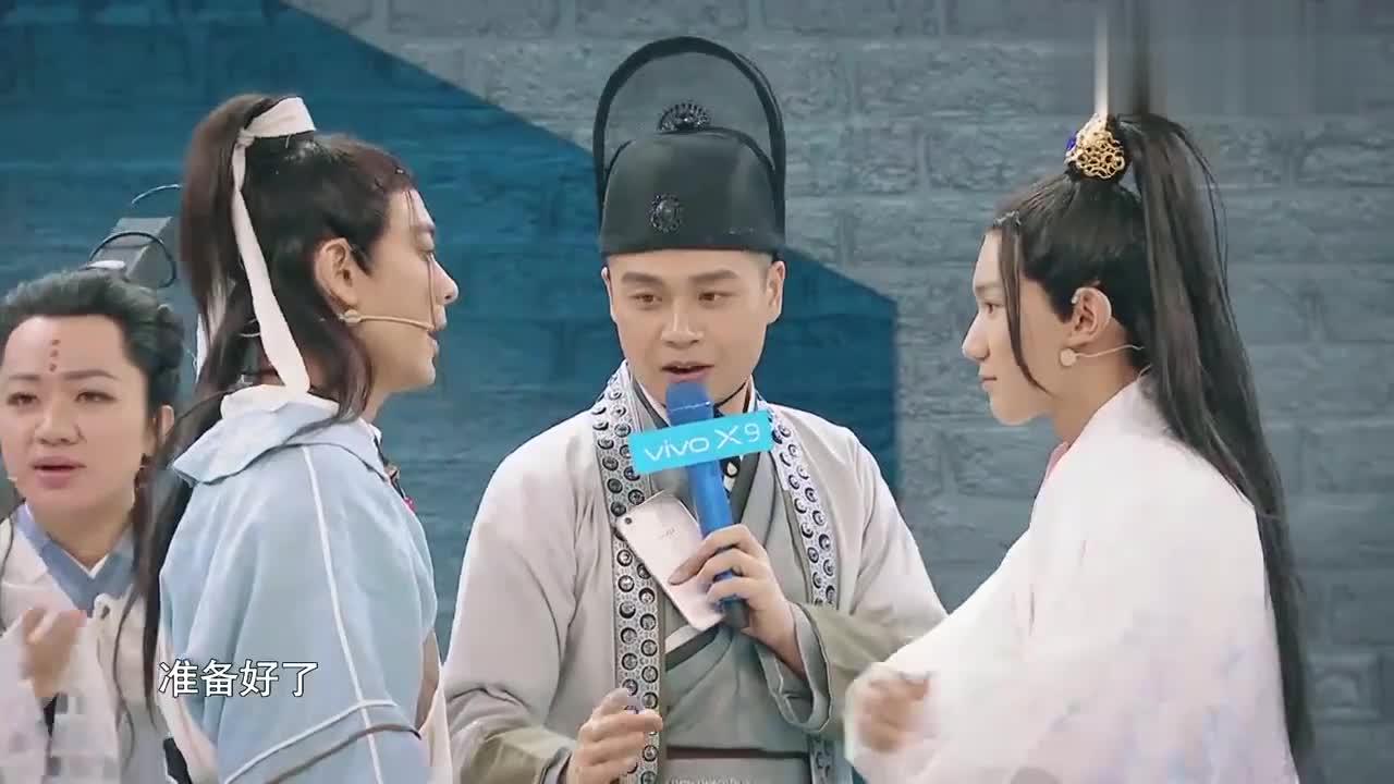 王牌:林志颖一招秒杀王源,太厉害了,蔡少芬的表情亮了!