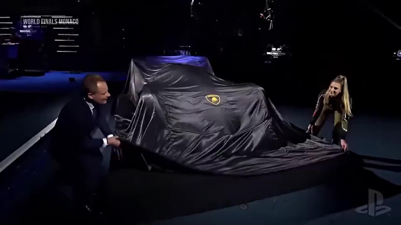 兰博基尼V12的魅力、敬请欣赏!