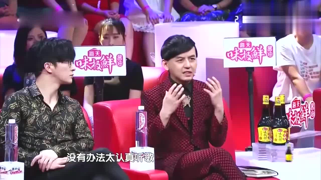 韩东君跟王凯合唱完,竟要求换成女搭档!