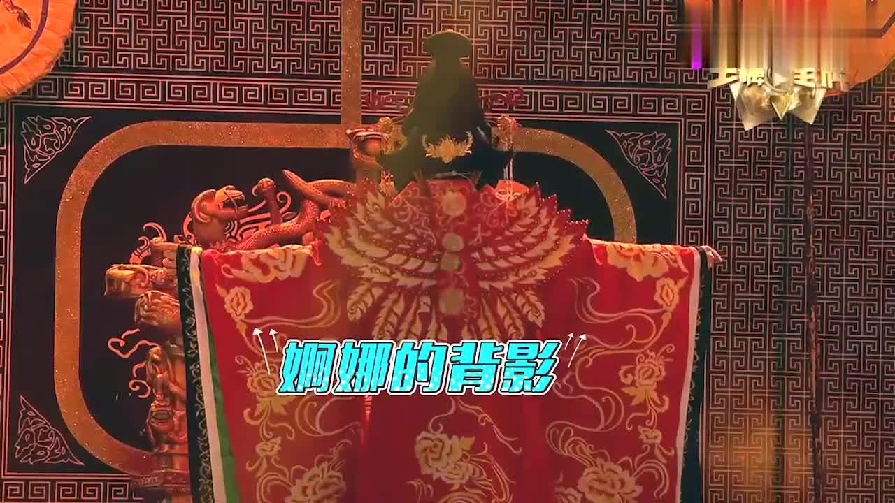 王祖蓝模仿范冰冰武媚娘,造型太辣眼睛,本尊都看不下去了!