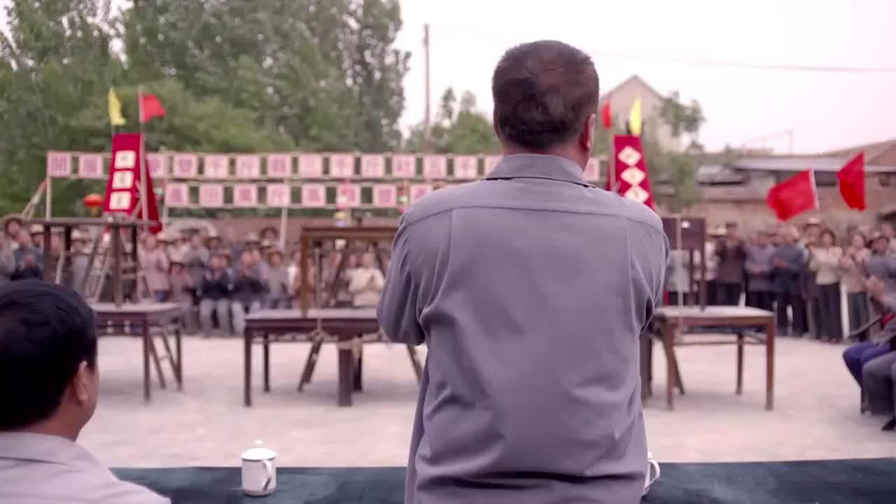 老农民:汇报粮食生产大会都是站着说话不腰疼的,一个比一个能吹