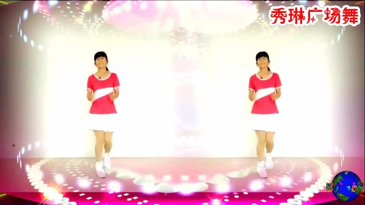 广场舞《陪你一起嗨》歌曲好听,舞蹈简单好看又好学